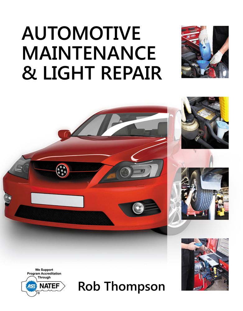 Automotive Maintenance & Light Repair - 9781111307417(Print)