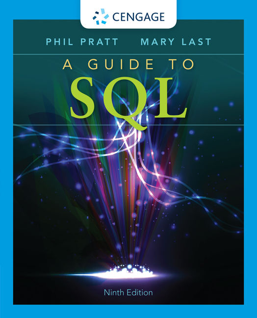A Guide to SQL - 9781111527273(Print)