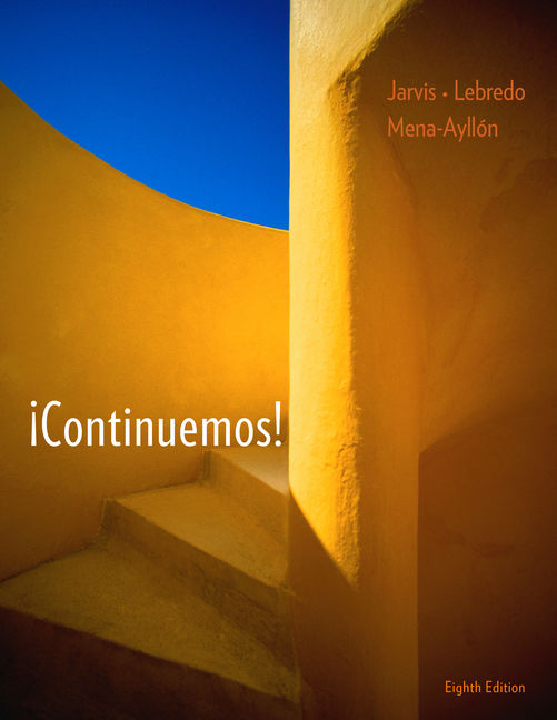 eBook: ¡Continuemos! - 9781133880035(eBook)