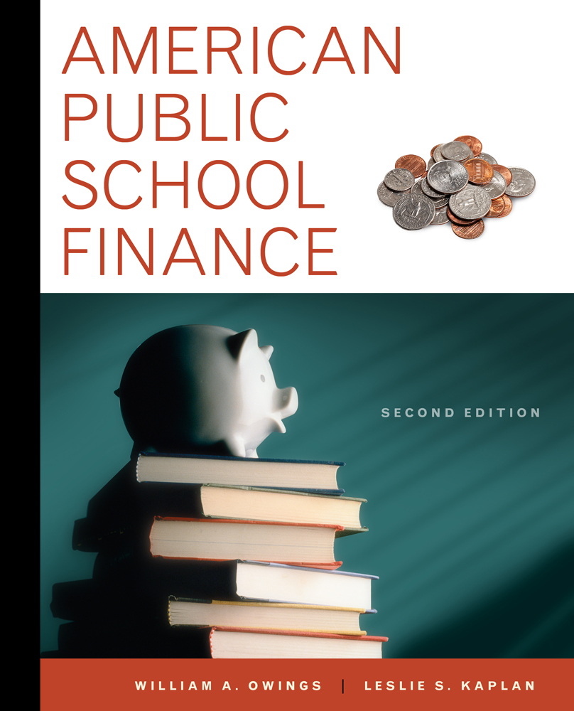 eBook: American Public School Finance - 9781285232263(eBook)