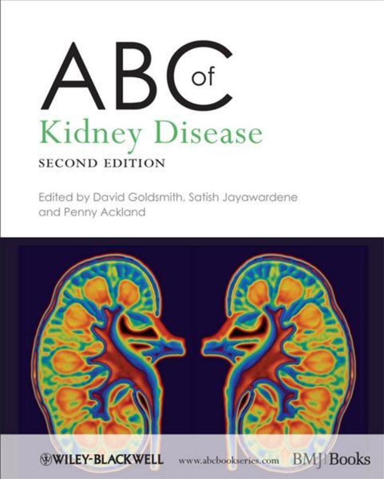 ABC of Kidney Disease - 9781118493731