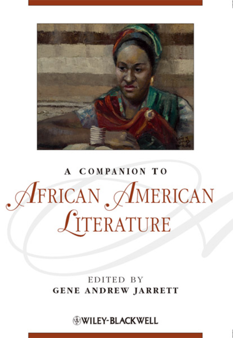 A Companion to African American Literature - 9781118651193