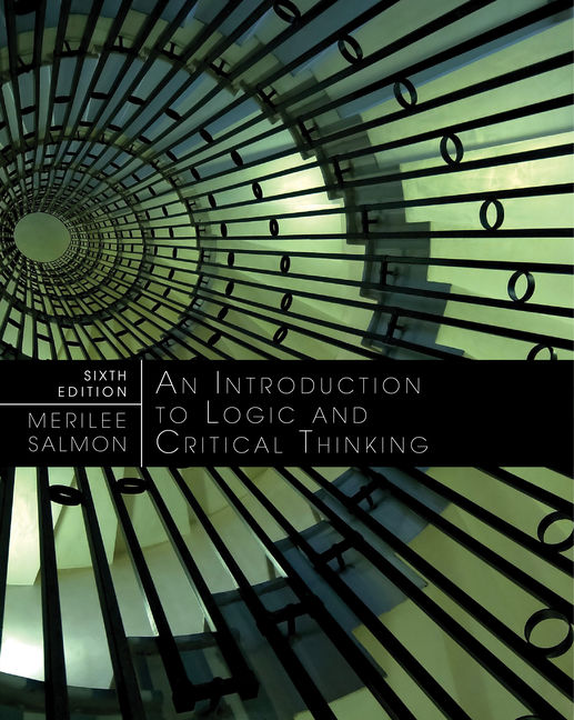 Introduction to Logic and Critical Thinking - 9781133049753(Print)