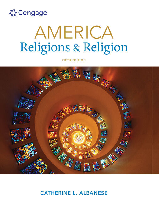 America: Religions and Religion - 9781133050025(Print)