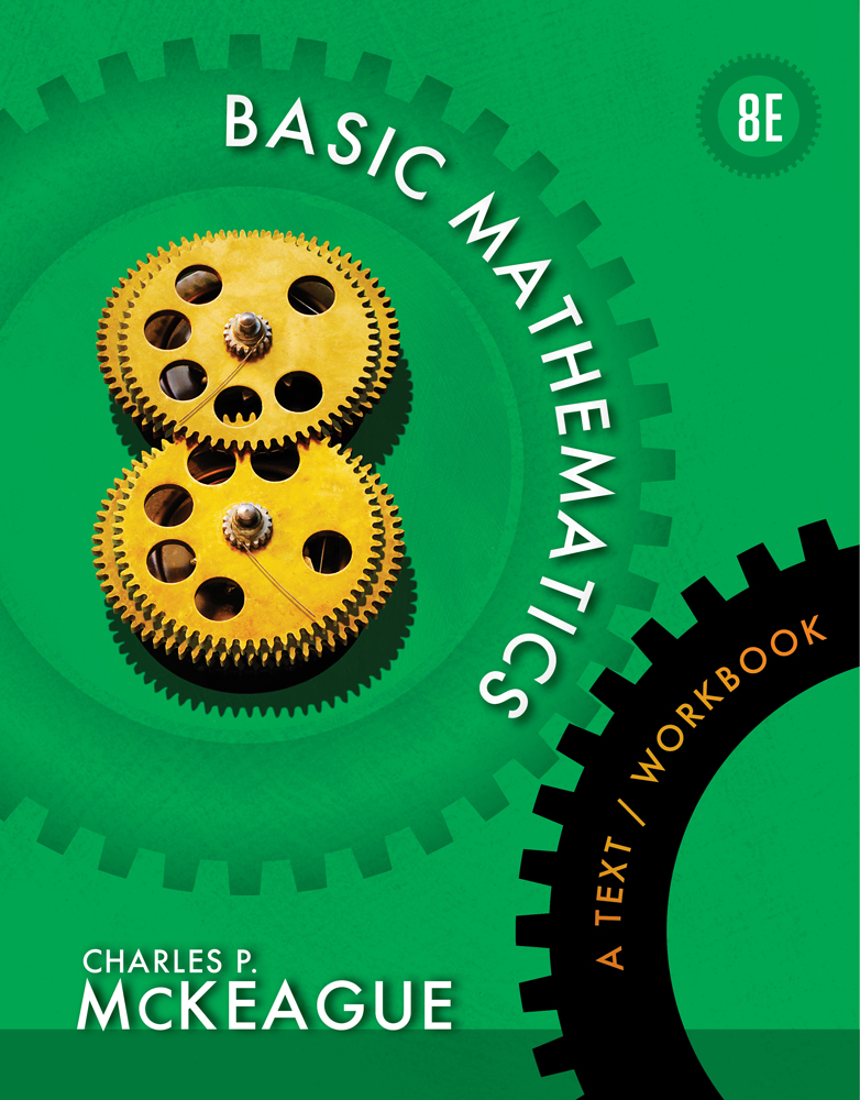 Basic Mathematics: A Text/Workbook - 9781133103622(Print)