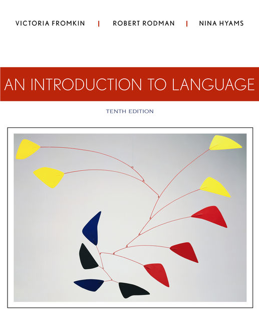 An Introduction to Language - 9781133310686(Print)