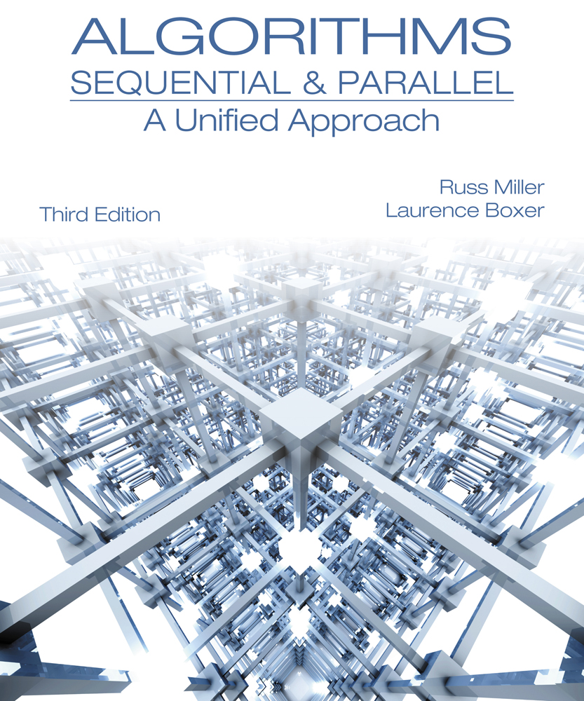 Algorithms Sequential & Parallel: A Unified Approach - 9781133366805(Print)