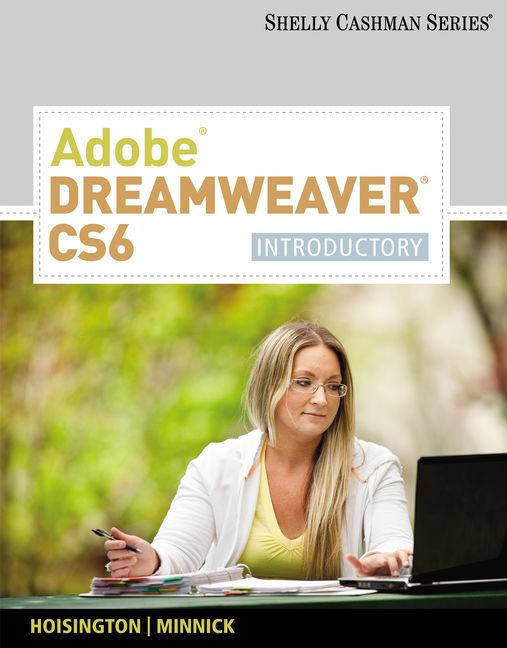 Adobe® Dreamweaver® CS6: Introductory - 9781133525899(Print)