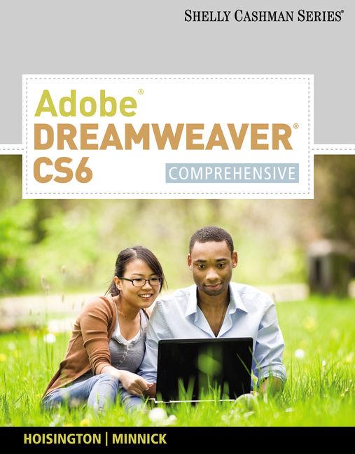 Adobe Dreamweaver CS6: Comprehensive - 9781133525936(Print)