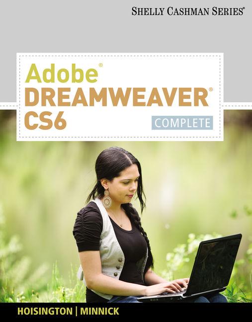 Adobe® Dreamweaver® CS6: Complete - 9781133525943(Print)