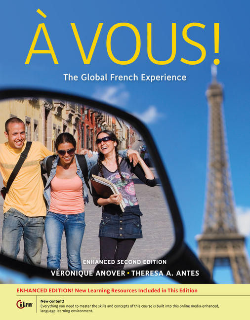 À Vous!: The Global French Experience, Enhanced - 9781133611011(Print)
