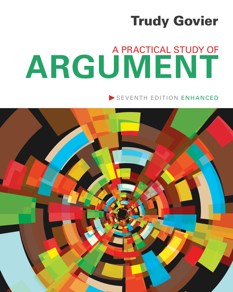 A Practical Study of Argument, Enhanced Edition - 9781133934646(Print)