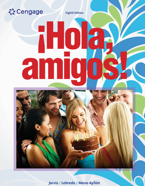 eBook: ¡Hola, amigos! - 9781285541587(eBook)