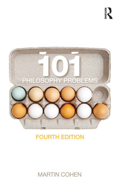 101 Philosophy Problems - 9781135088781
