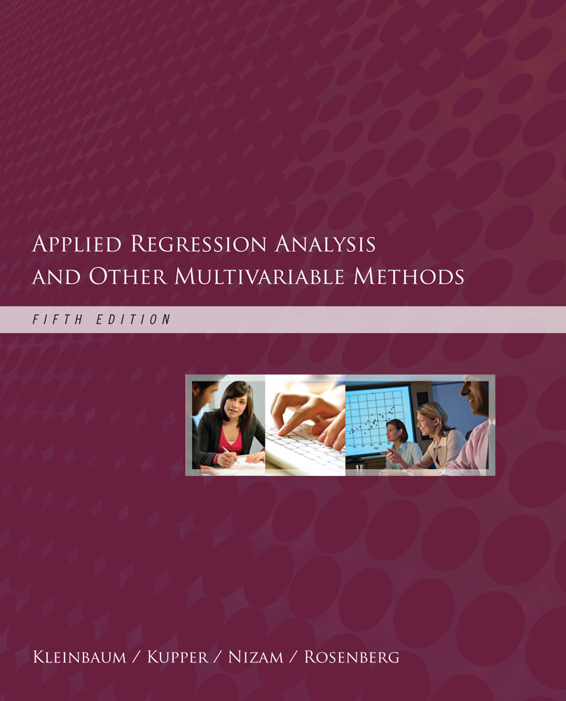 Applied Regression Analysis and Other Multivariable Methods - 9781285051086(Print)