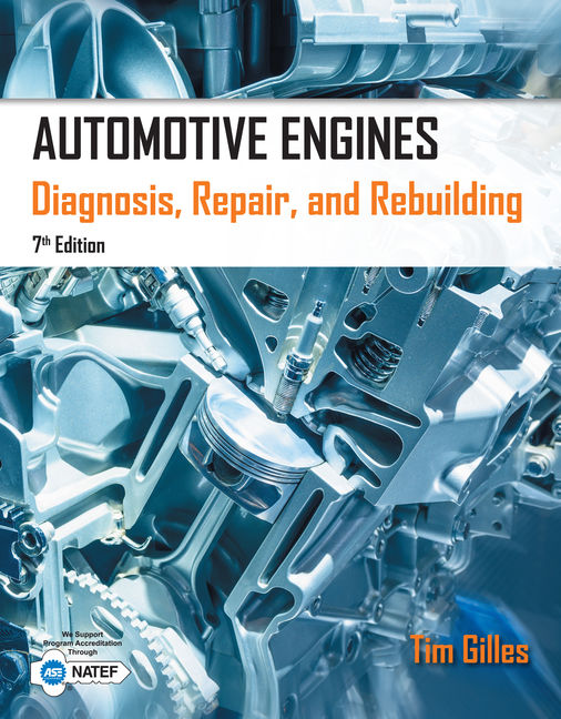 Automotive Engines - 9781285441740(Print)