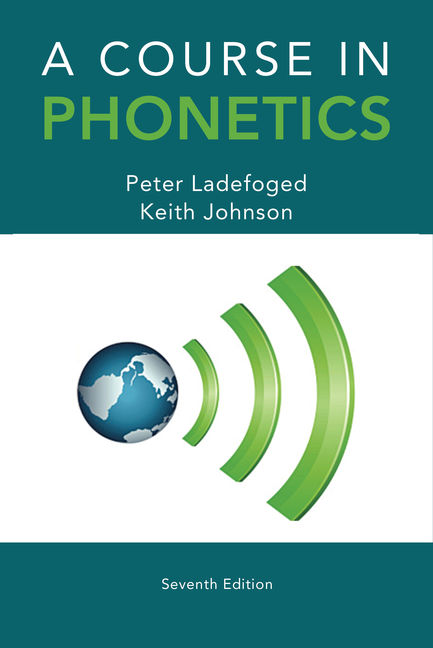 A Course in Phonetics - 9781285463407(Print)