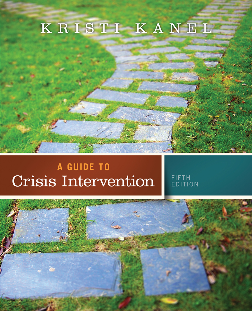 A Guide to Crisis Intervention - 9781285739908(Print)