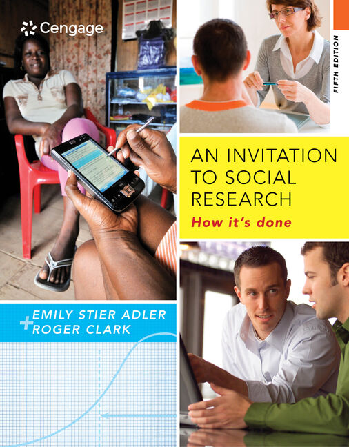 An Invitation to Social Research: How It's Done - 9781285746425(Print)