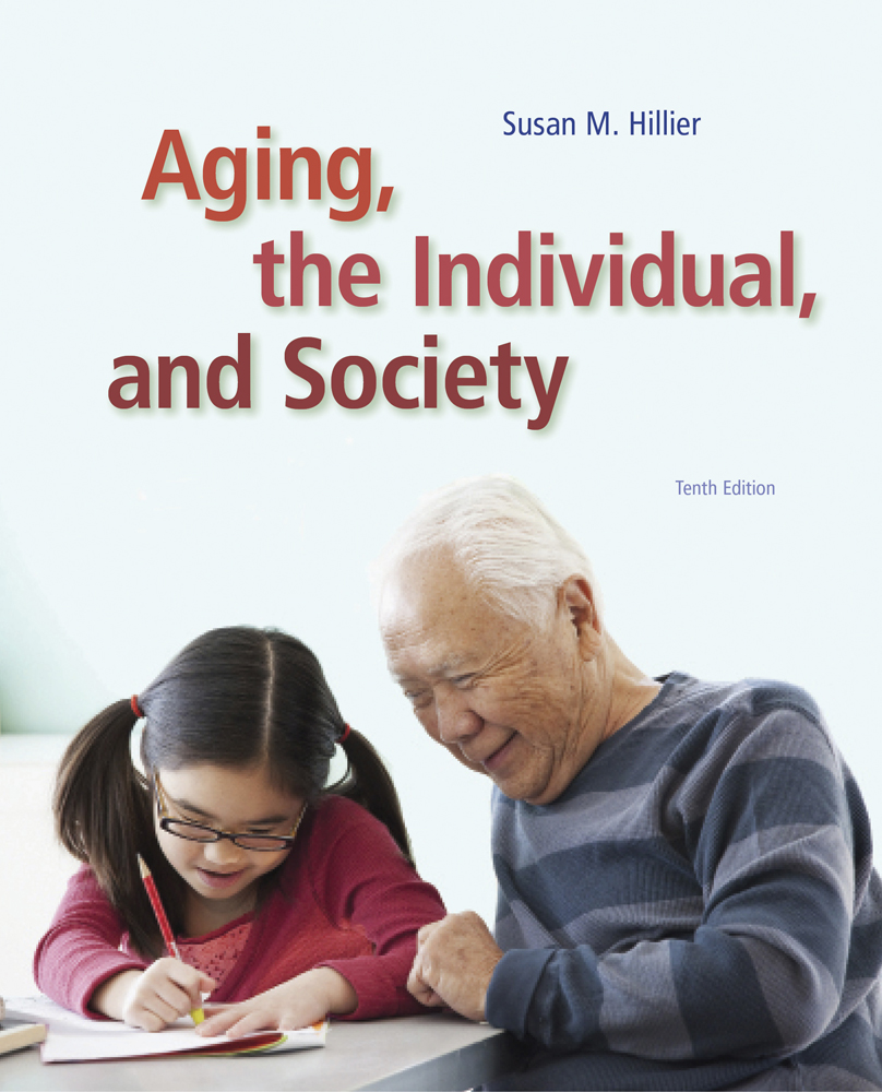 Aging, the Individual, and Society - 9781285746616(Print)