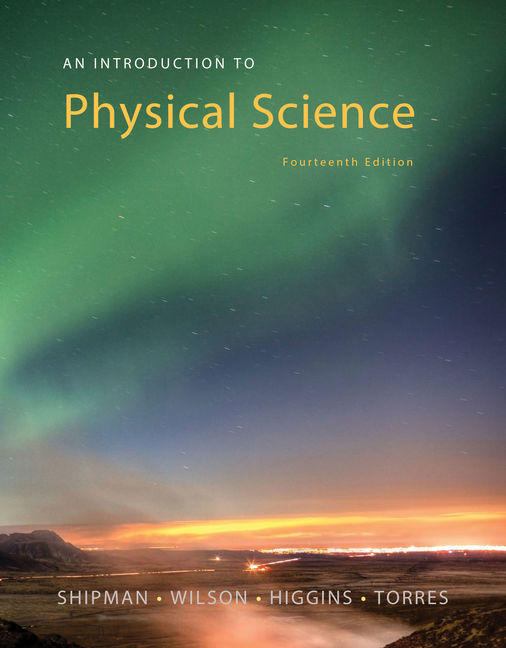 An Introduction to Physical Science - 9781305079120(Print)