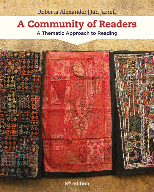 A Community of Readers: A Thematic Approach to Reading - 9781305109643(Print)