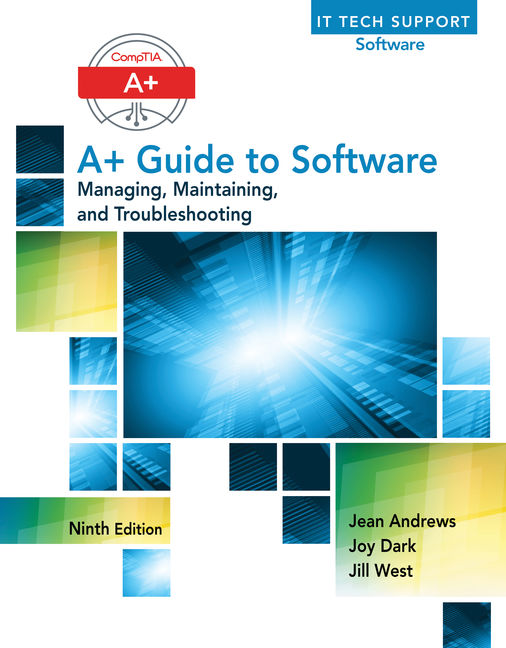 A+ Guide to Software - 9781305266506(Print)