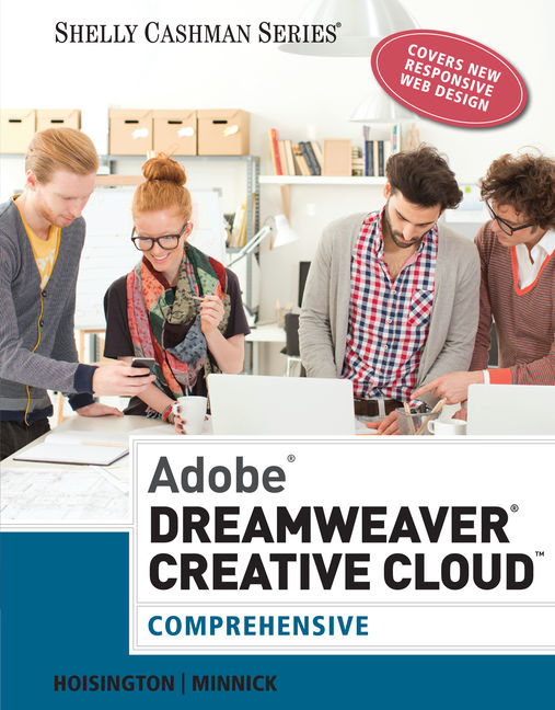 Adobe® Dreamweaver® Creative Cloud: Comprehensive - 9781305267220(Print)