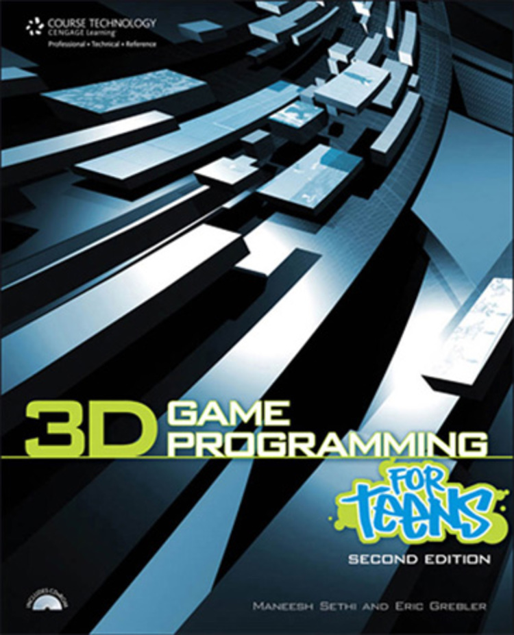 3D Game Programming for Teens - 9781305486522
