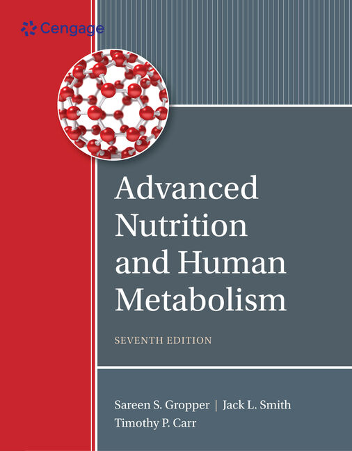 Advanced Nutrition and Human Metabolism - 9781305627857(Print)