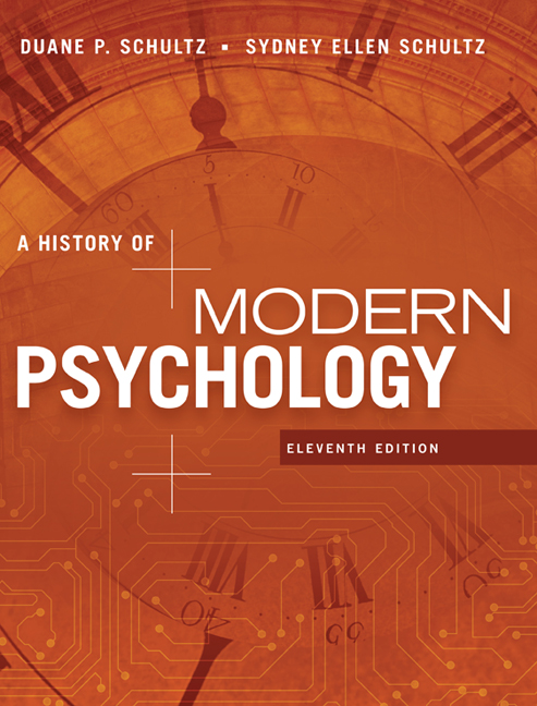 A History of Modern Psychology - 9781305630048(Print)