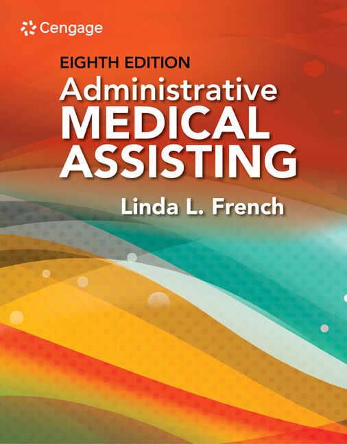 Administrative Medical Assisting - 9781305859173(Print)