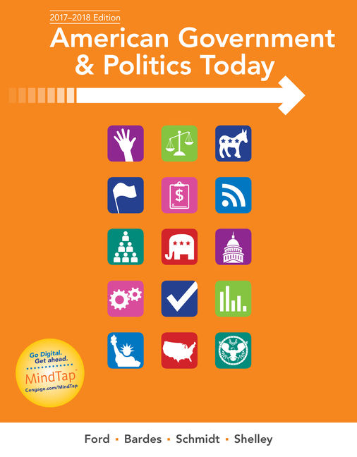 American Government and Politics Today, 2017-2018 Edition - 9781337093224(Print)