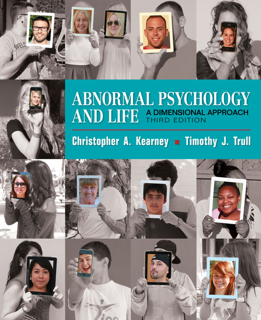 Abnormal Psychology and Life: A Dimensional Approach - 9781337098106(Print)