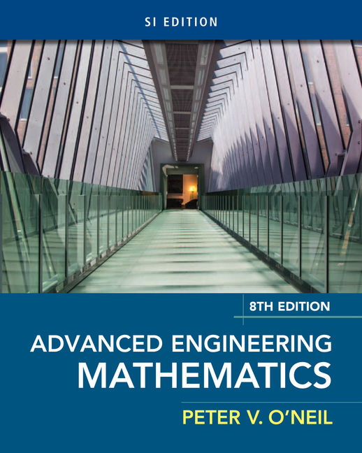 Advanced Engineering Mathematics, SI Edition - 9781337274524(Print)