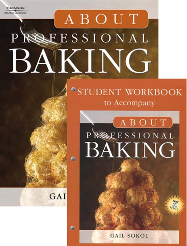 About Professional Baking - 9781401849221(Print)