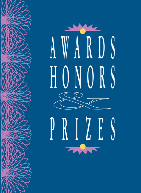 Awards, Honors & Prizes - 9781410317209