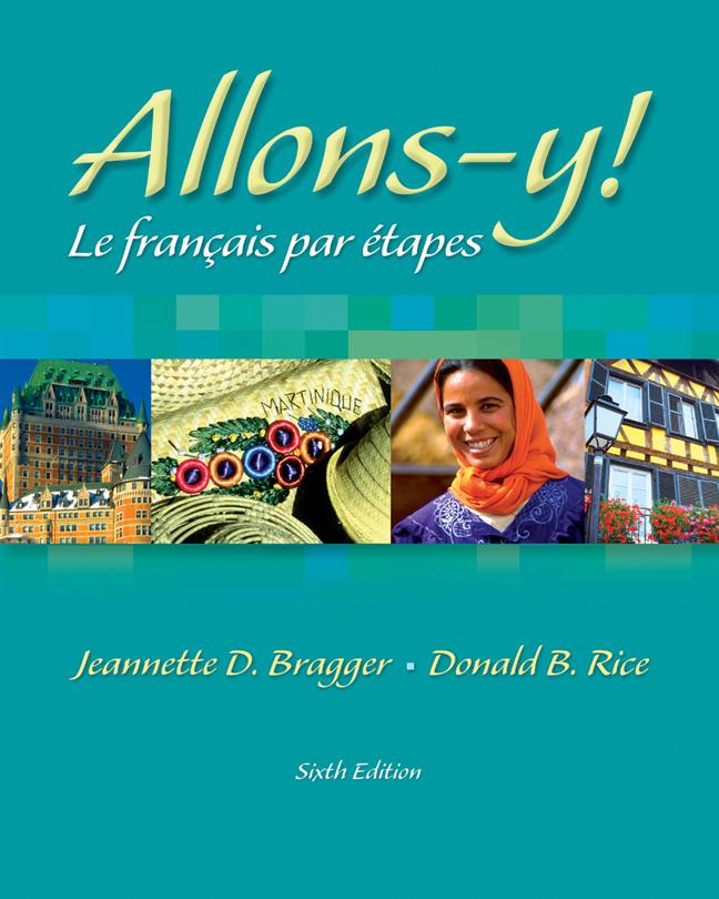 Allons-y!: Le Français par étapes - 9781413001907(Print)