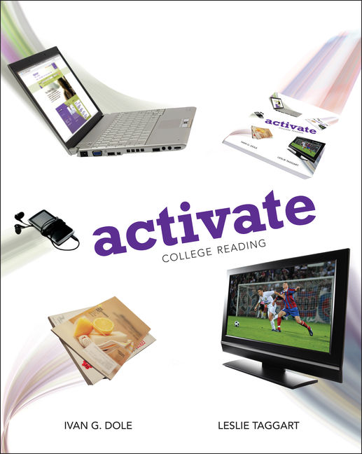 Activate: College Reading - 9781413033151(Print)