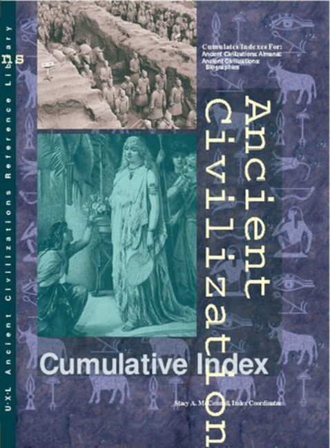 Ancient Civilizations Reference Library - 9781414422855