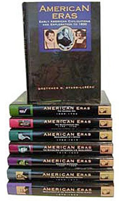 American Eras - 9781414432878