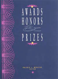 Awards, Honors & Prizes - 9781414460369