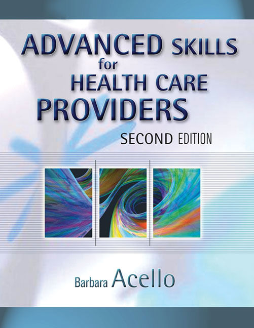 Advanced Skills for Health Care Providers - 9781418001339(Print)