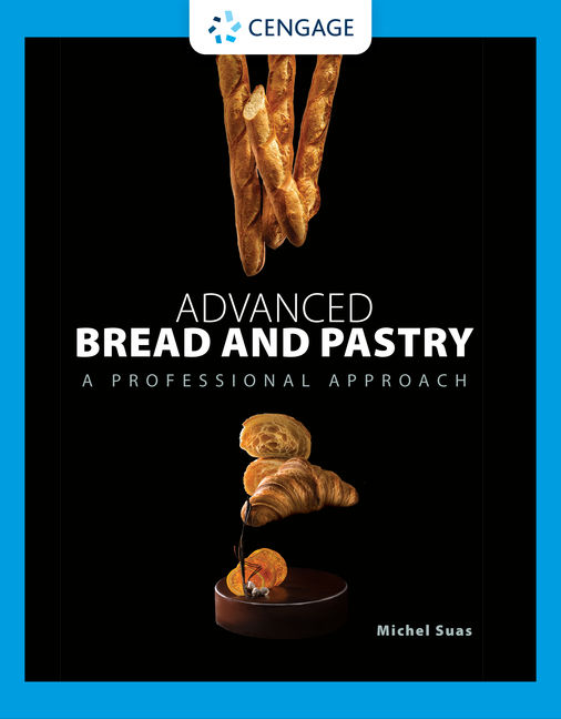 Advanced Bread and Pastry - 9781418011697(Print)