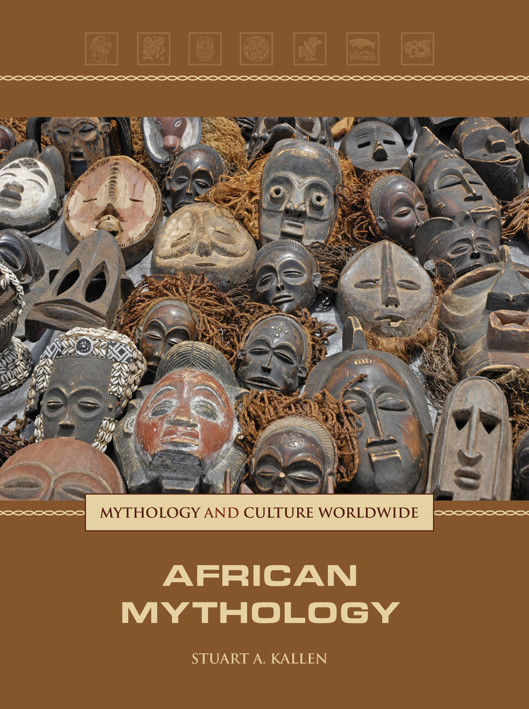 African Mythology - 9781420511659