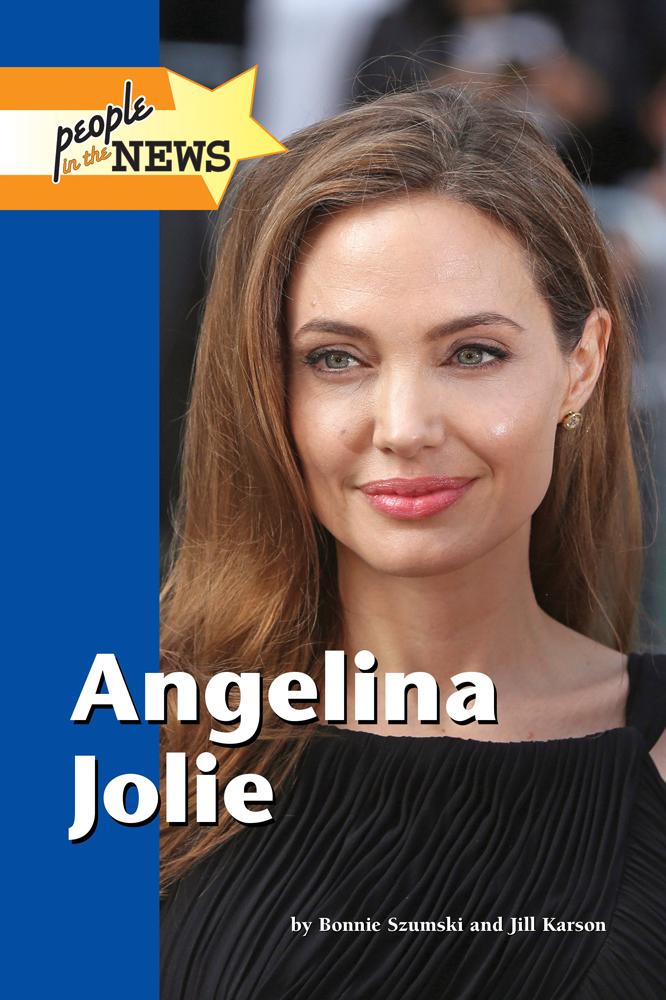 Angelina Jolie - 9781420511734