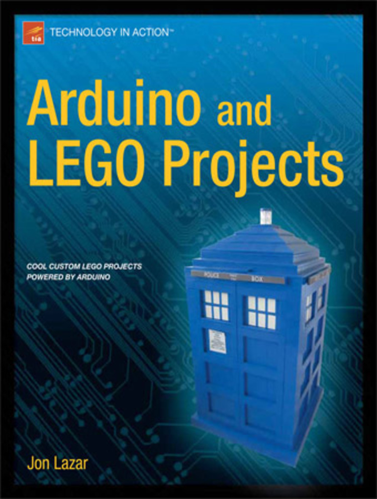 Arduino and LEGO Projects - 9781430249306