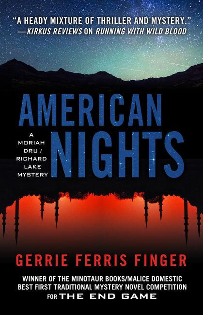 American Nights - 9781432832216