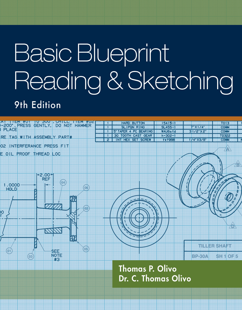 Basic Blueprint Reading and Sketching - 9781435483781(Print)