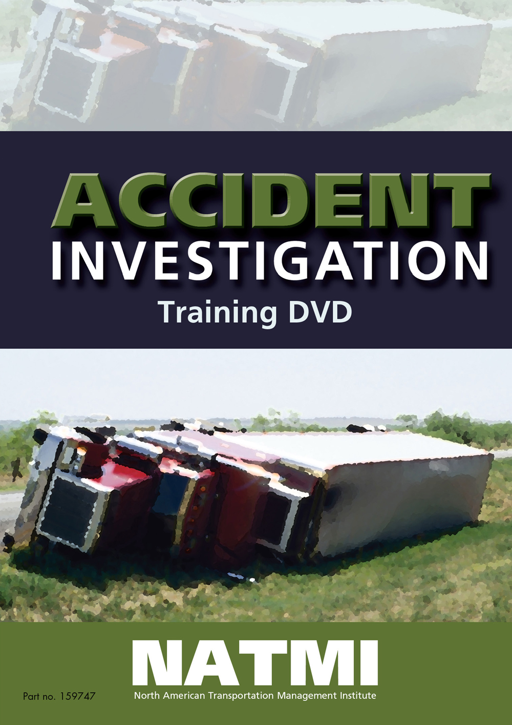 Accident Investigation: Training DVD - 9781435497474(Video)
